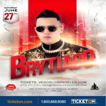 BRYTIAGO SATURDAY CONCERT