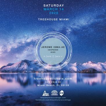 Jerome Isma ae @ Treehouse Miami: Main Image