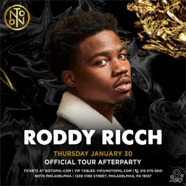 Roddy Ricch: Official Tour Afterparty-img