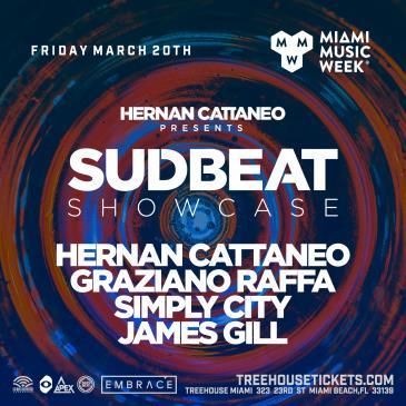 Hernan Cattano presents SUDBEAT SHOWCASE: Main Image