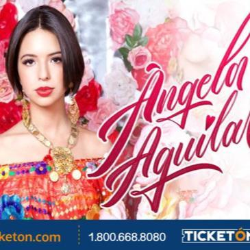 ANGELA AGUILAR -COMO LA FLOR TOUR