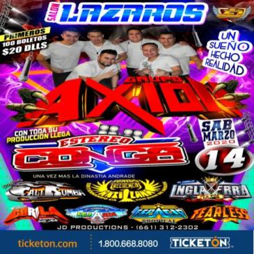 CANCELED GRUPO AXION: Main Image