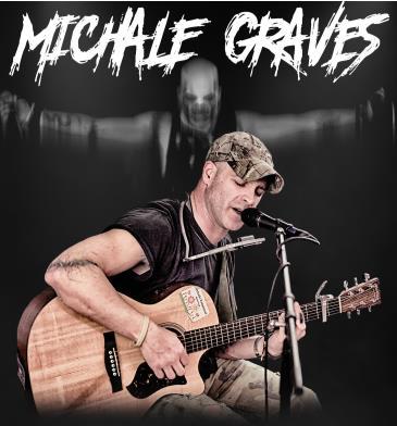 Michale Graves (Misfits) - Acoustic Tour: Main Image