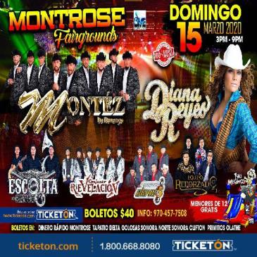MONTEZ DE DURANGO, DIANA REYES, CONJUNTO REVELACION: Main Image