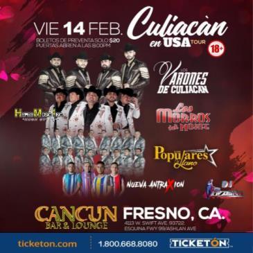 LOS VARONES DE CULIACAN: Main Image