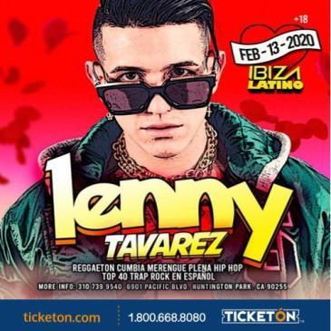 LENNY TAVAREZ: Main Image