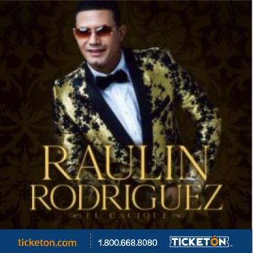 RAULIN RODRIGUEZ EN HOUSTON: Main Image