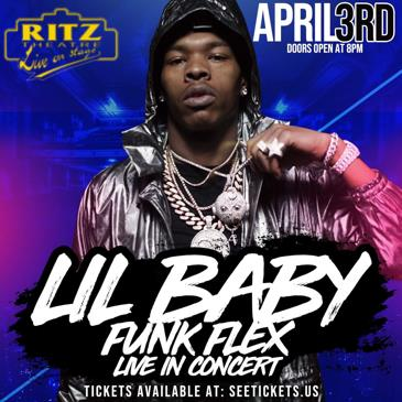 Lil Baby Live in Concert (Postponed TBA): Main Image