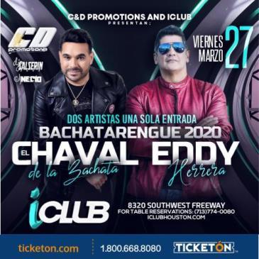 CANCELADO/EL CHAVAL DE LA BACHATA, EDDY HERRERA: Main Image