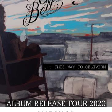 Ezra Bell 2020  - This Way To Oblivion Album Release Tour-img