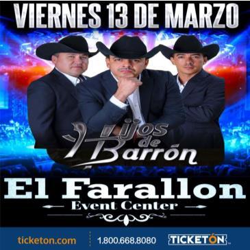 CANCELED-HIJOS DE BARRON: Main Image