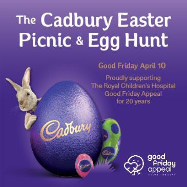 Cadbury Easter Egg Hunt 2020: Main Image