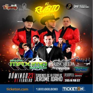 EL RUBIO TOUR 2020