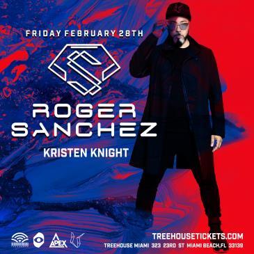 Roger Sanchez @ Treehouse Miami-img