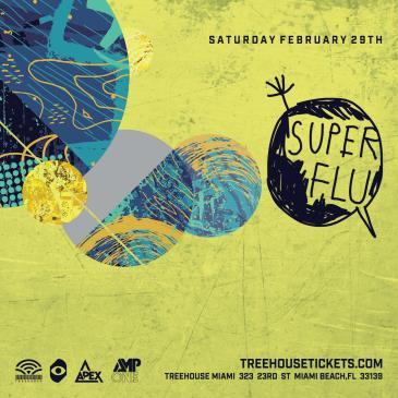 Super Flu @ Treehouse Miami-img