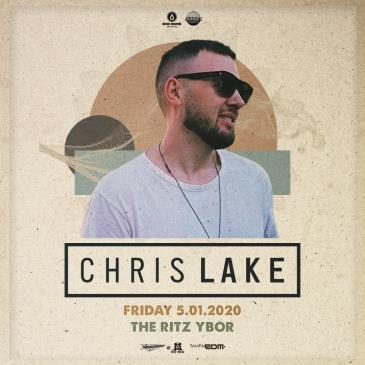 Chris Lake - TAMPA: Main Image