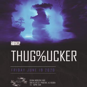 Thugfucker - Rescheduled: Main Image