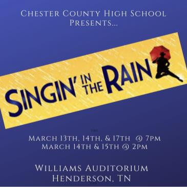 POSTPONED - Singin' In The Rain: Main Image