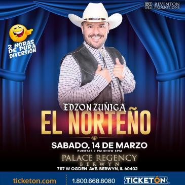 EDZON ZUNIGA- EL NORTENO