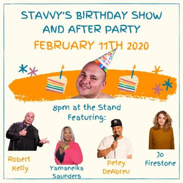 Fat Tuesday: Stavros' Birthday Edition!: Main Image