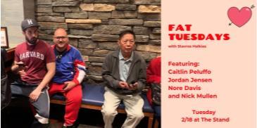 Stavros Halkias Presents Fat Tuesdays!: