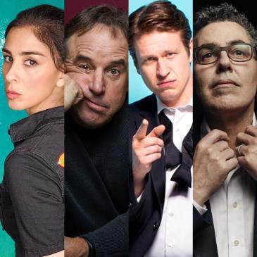 Horribly Funny - Sarah Silverman, Kevin Nealon, Pete Holmes: Main Image