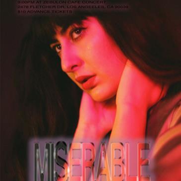 Miserable at Zebulon Cafe, Los Angeles-img