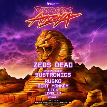 Deadbeats Arizona 2021: