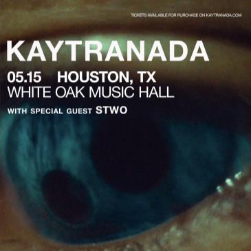 Kaytranada - Bubba North American Tour-img