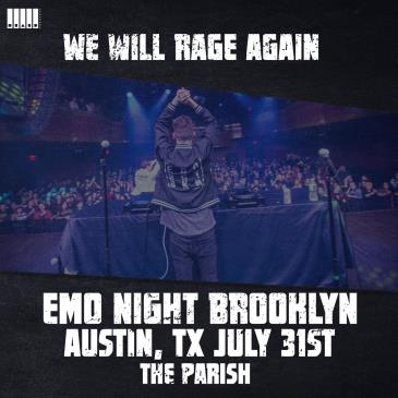 Emo Night Brooklyn (Postponed from 4/17)-img