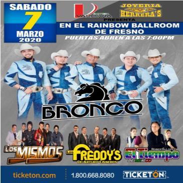 BRONCO: Main Image