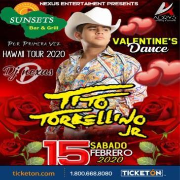 TITO TORBELLINO JR: Main Image