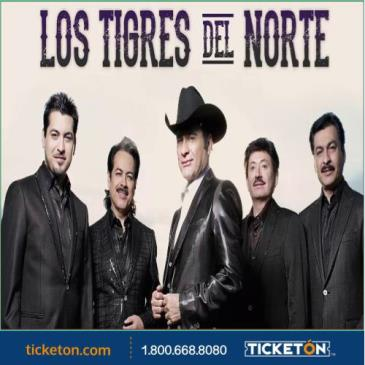 POSTPONED/ TIGRES DEL NORTE: Main Image
