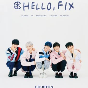 CIX 1st Fan Meeting HELLO, FIX in Houston-img