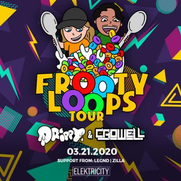DRIPPY & CROWELL (Limited Free w/ RSVP Before 11PM): Main Image