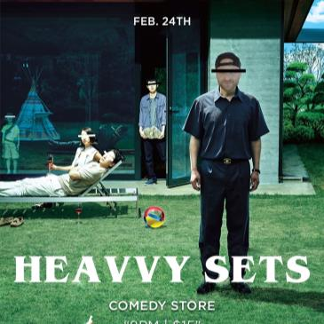 Heavvy Sets with Mary Beth Barone +more!-img