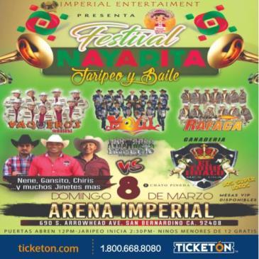 FESTIVAL NAYARITA/ JARIPEO: Main Image