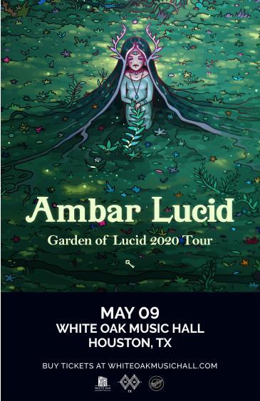 Ambar Lucid (POSTPONED TBA): Main Image