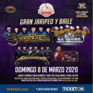 cancelado/LOS RIELEROS , LA ZENDA: Main Image