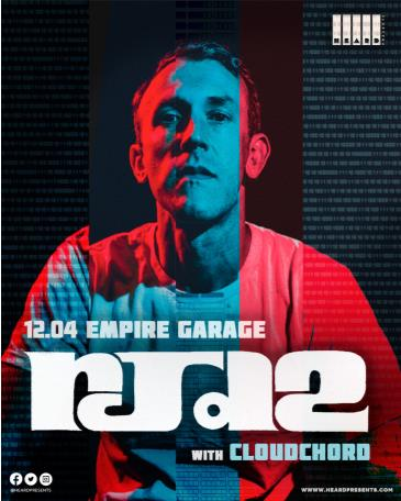 RJD2 with Cloudchord: Main Image