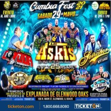 CUMBIA FEST Al Aire Libre CHICAGO