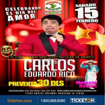 CARLOS EDUARDO RICO: Main Image