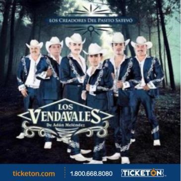 LOS VENDAVALES DE ADAN MELENDEZ: Main Image