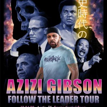 Azizi Gibson (Postponed from 5/7)-img