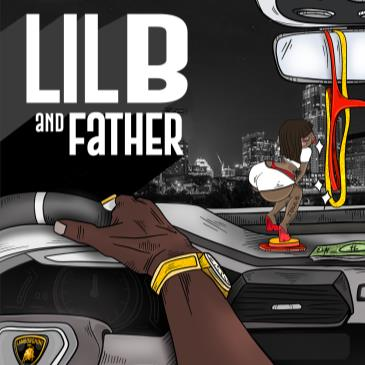 Lil B and Father with Meltycanon (Postponed from 4/24)-img