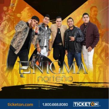 POSTPONED-ENIGMA NORTEÑO: Main Image