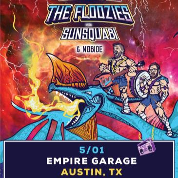 Postponed- The Floozies: Dayglow Funk Tour w Sunsquabi +More-img