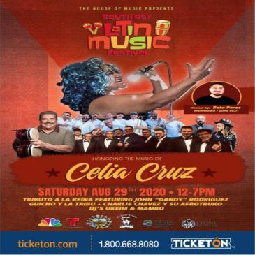 THE SOUTH BAY LATIN MUSIC FESTIVAL