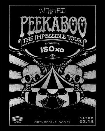 PEEKABOO (Rescheduled: August 15): Main Image