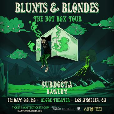 BLUNTS & BLONDES: Main Image